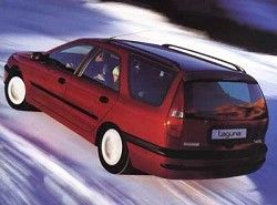 Renault Laguna Nevada 2.0 e фото