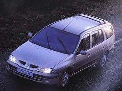 Renault Megane Break 1.6 RTA фото