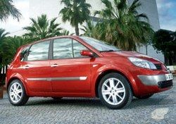 Renault Scenic II 1.6 фото