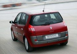 Scenic II 1.6 Renault фото
