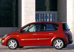 Scenic II 2.0 Renault фото