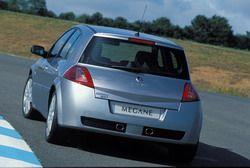 Renault Megane II Sport фото
