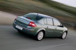 Megane II 1.6 Sedan Renault фото