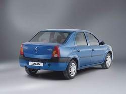 Logan 1.6 Renault фото