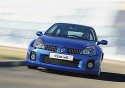 Renault Clio II V6 фото