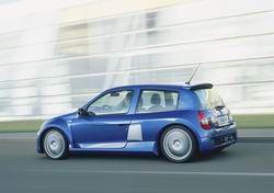 Clio II V6 Renault фото
