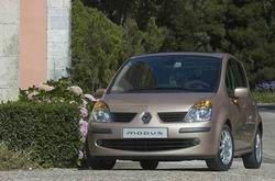 Renault Modus 1.4 фото