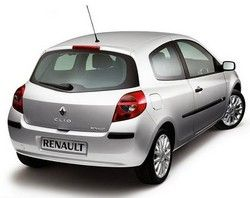 Clio III 1.2 16V (75hp) Renault фото