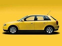 Audi A3 1.6 (5dr) (102hp)(8L1) фото