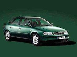 A3 1.6 (5dr) (102hp)(8L1) Audi фото