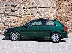 A3 1.9 TDI quattro (3dr) (130hp)(8L1) Audi фото