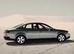 A6 1.9 TDI (130hp)  4B Audi фото