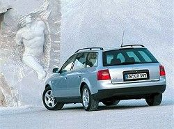Audi A6 Avant 2.5 TDI (180hp)(4B) фото