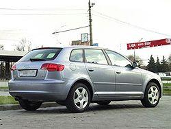 А3 Sportback 1,6 Audi фото