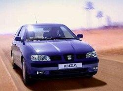Ibiza II 1.6 (3dr) (101hp)(6K1) Seat фото