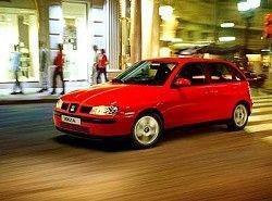 Ibiza II 1.6 (3dr) (75hp)(6K1) Seat фото