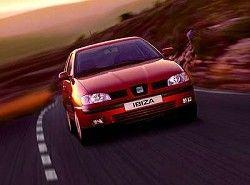 Seat Ibiza II 1.6 (5dr) (101hp)(6K1) фото