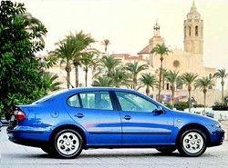 Toledo 2.3 VR5 Seat фото