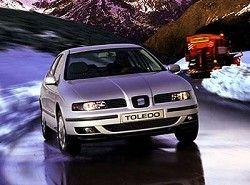 Toledo GL 1.9 TD Seat фото