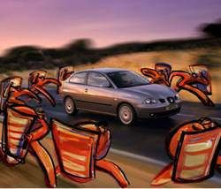 Seat Ibiza 1.4 100CV EU5 фото