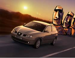 Ibiza 1.4 100CV EU5 Seat фото