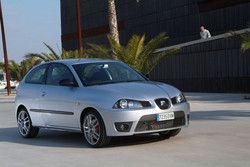 Seat Ibiza IV 1.4 TDI (70Hp) фото