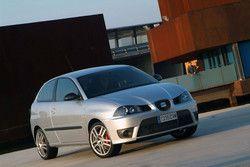 Seat Ibiza IV 1.9 TDI (100Hp) фото