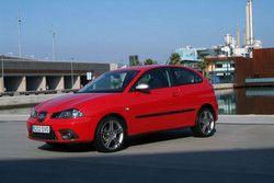 Seat Ibiza IV 1.9 TDI (160Hp) фото