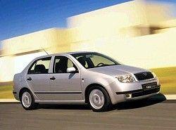 Fabia 1.4 16V (75hp) Sedan(6Y3) Skoda фото