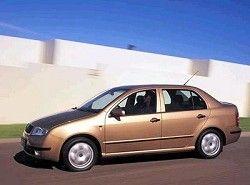 Skoda Fabia 1.9 TDI Sedan(6Y3) фото