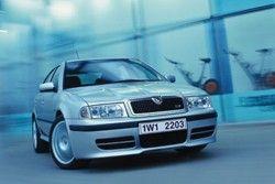 Skoda Octavia RS фото