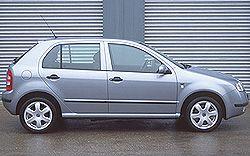 Fabia 1.2i (54hp) hatchback (6Y) Skoda фото