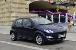 Smart forfour 1.5I фото