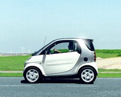 Fortwo Coupe (50hp) Smart фото