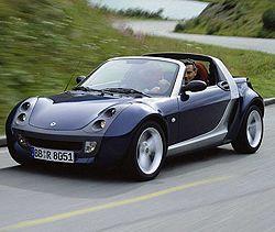 Smart Roadster (80hp) фото