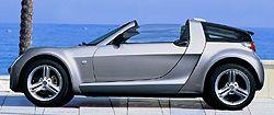 Roadster (80hp) Smart фото
