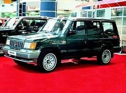 SsangYong Korando Family 2.5 D 4WD фото