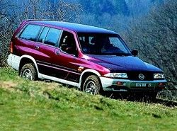 SsangYong Musso 2.3i фото