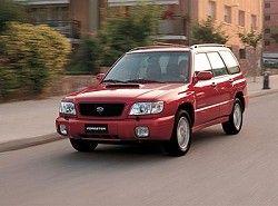 Subaru Forester 2.0 (122hp)  SF655 фото