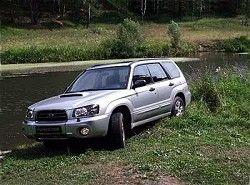 Subaru Forester 2.0 16V (125hp) фото