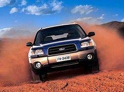 Forester 2.0 16V (125hp) Subaru фото