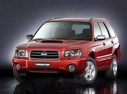 Subaru Forester 2.0 16V (177hp) фото