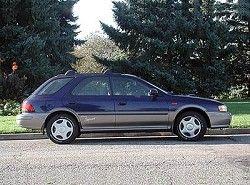 Impreza 1.6i 4WD Wagon (95hp)(GF) Subaru фото