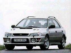 Impreza 1.8i 4WD Wagon(GF) Subaru фото