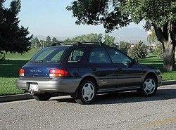 Subaru Impreza 2.0 16V Wagon(GF) фото