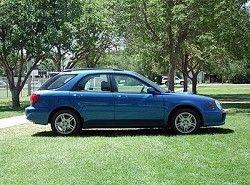 Subaru Impreza 2.0 AWD GL Wagon(GF43) фото