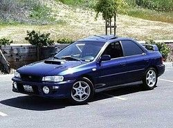 Impreza 2.0 Turbo 4WD Sedan (218hp)  (GC)  Subaru фото