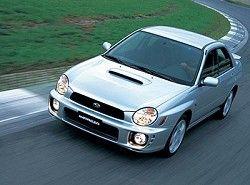 Subaru Impreza 2.0 Turbo AWD WRX Sedan(GD) фото