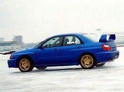 Impreza 2.0 Turbo AWD WRX Sedan(GD) Subaru фото