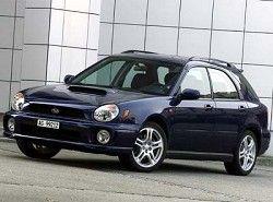 Impreza 2.0 Turbo AWD WRX Wagon(GF43) Subaru фото